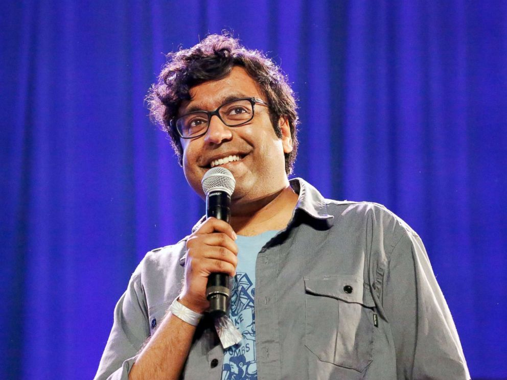 PHOTO: Comedian Hari Kondabolu performs onstage at the Larkin Comedy Club, June 4, 2017 in San Francisco.