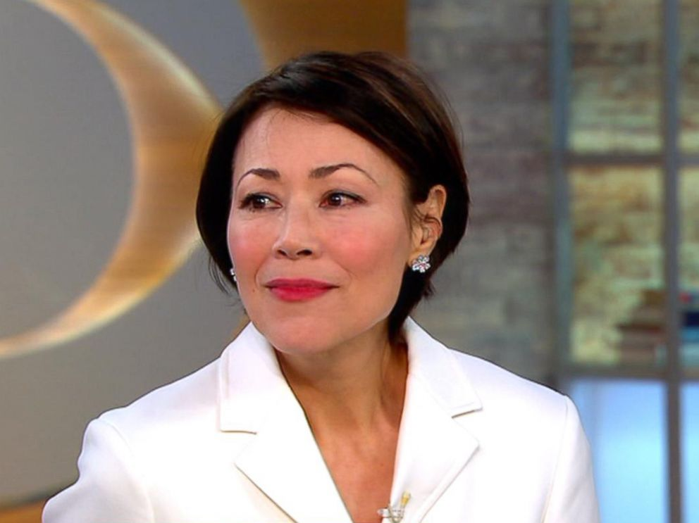 PHOTO: Ann Curry appears on CBS This Morning, Jan. 17, 2018.