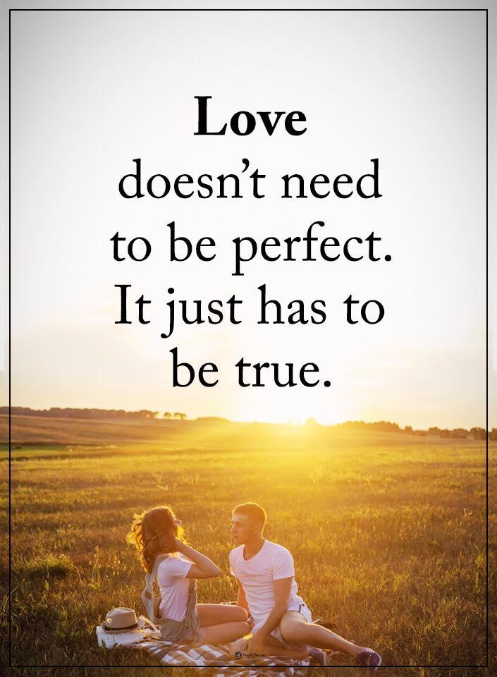 when he is in love
