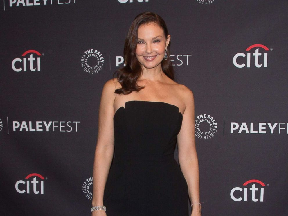 PHOTO: Ashley Judd arrives to The Paley Center For Medias 11th Annual PaleyFest Fall TV Previews Los Angeles at The Paley Center for Media, Sept. 16, 2017 in Beverly Hills, Calif.