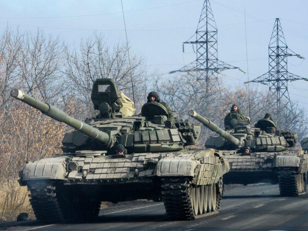 US announces sale of anti-tank missiles to Ukraine over ...