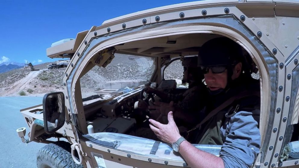 PHOTO: ISIS insurgents are proving resilient in Nangarhar Province, Afghanistan, where U.S. Special Forces troops are fighting alongside Afghan commandos. ABC News Ian Pannell embedded with U.S. troops there.