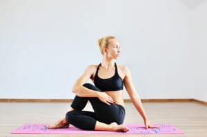 yoga postures stronger back and abs