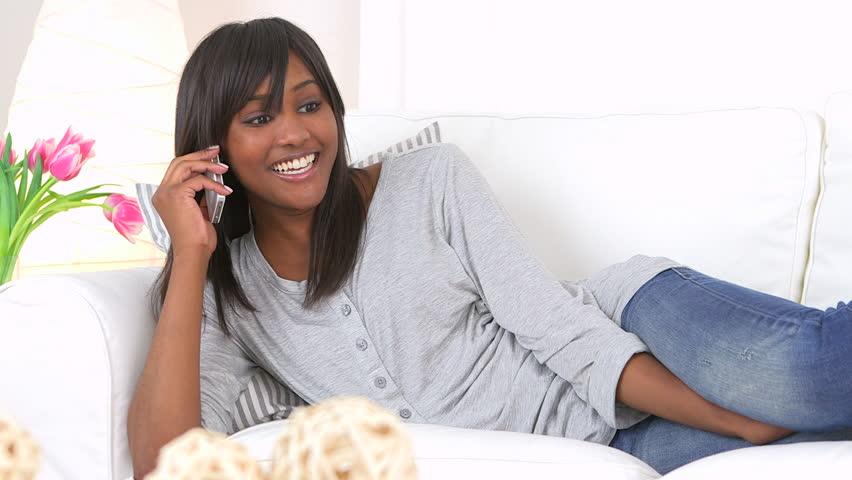 Image result for girl on phone shutterstock