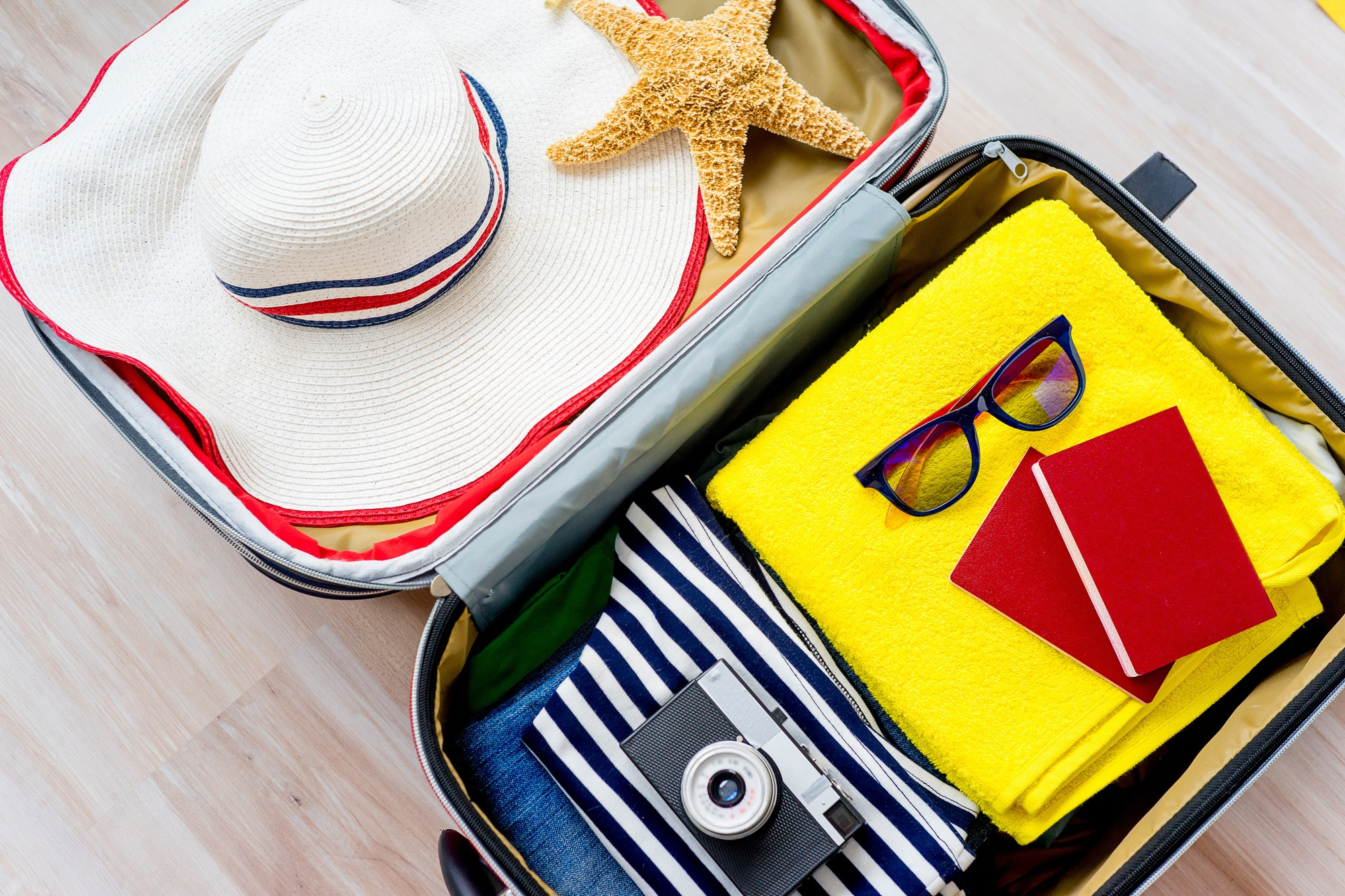 5 Tips to Help Choose Your Travel Clothing Wisely