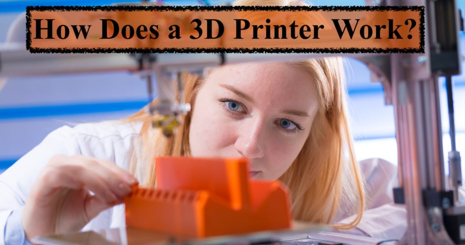How Does a 3D Printer Work? A Guide on What