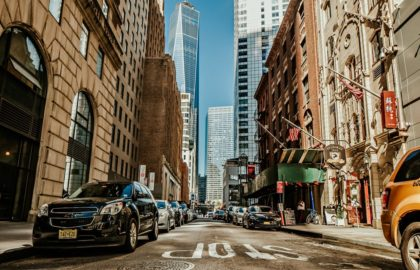 How to Drive in NYC Without Losing Your Mind (or