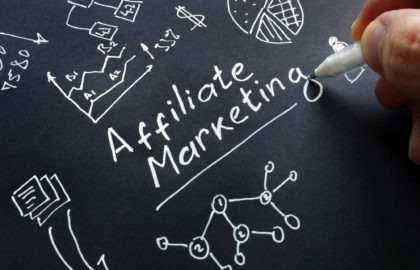 How to Make an Affiliate Website That'll Bring in Six