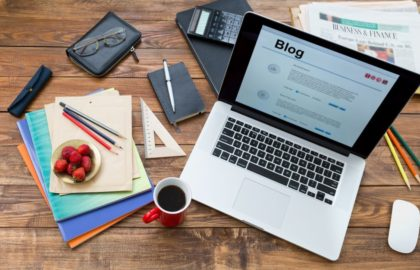 How to Set Up a Blog in the Entertainment Industry