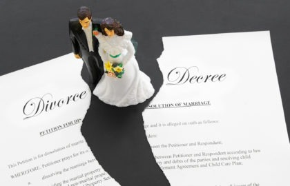 How to Stay Positive and Reduce Divorce Stress