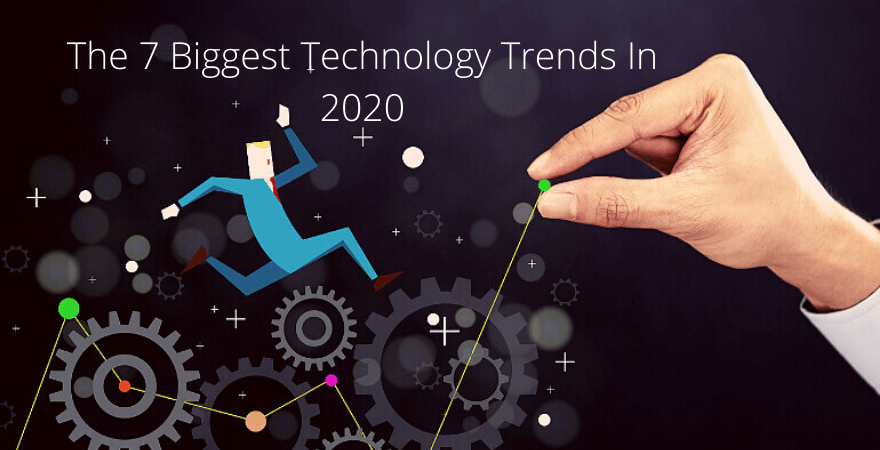 The 7 Biggest Technology Trends In 2020