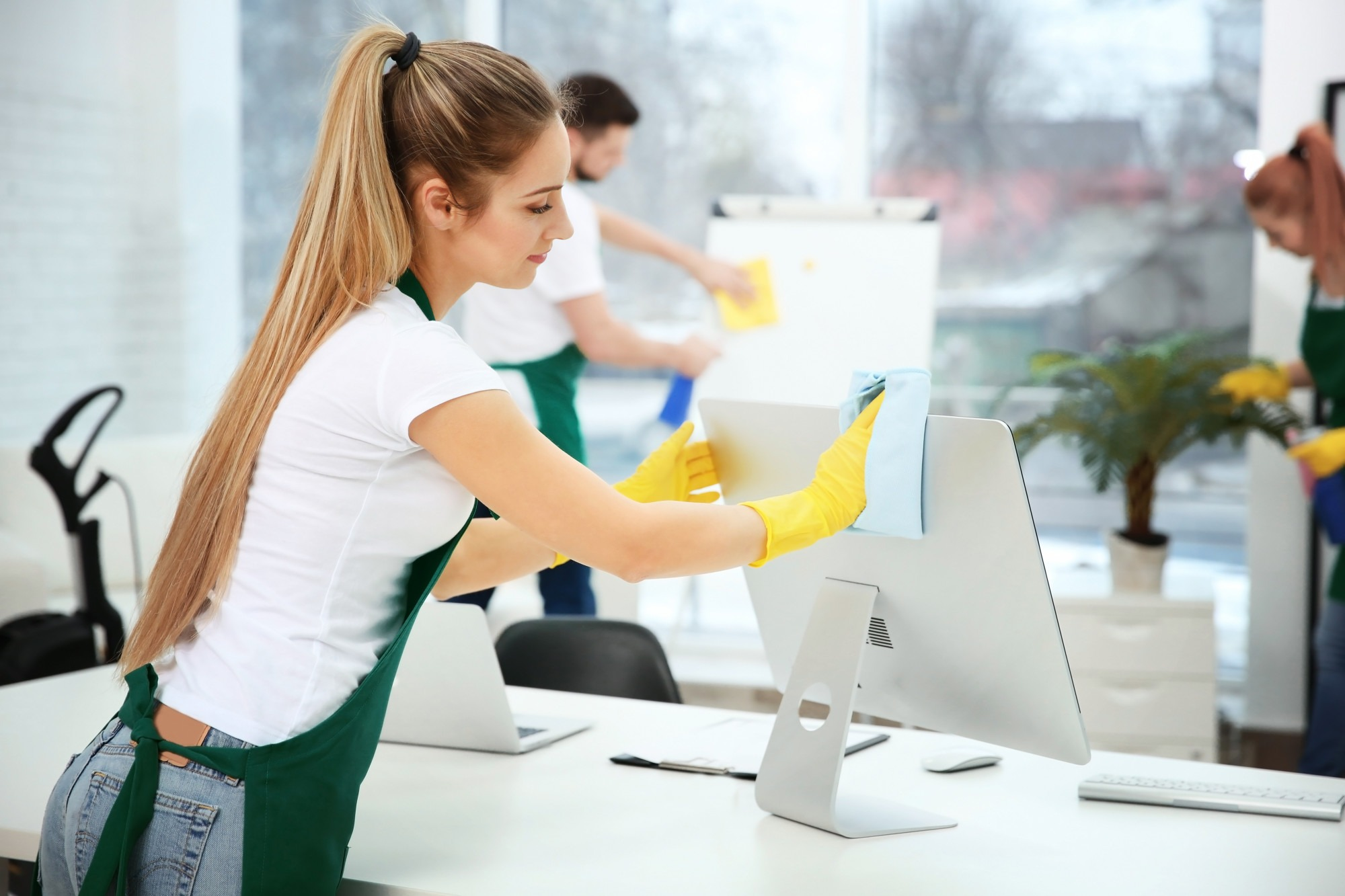 The Importance of Keeping a Clean Office