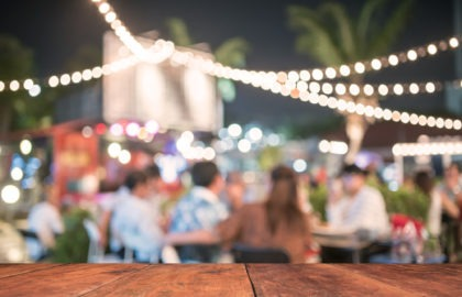 The Life of the Party: How to Become an Event
