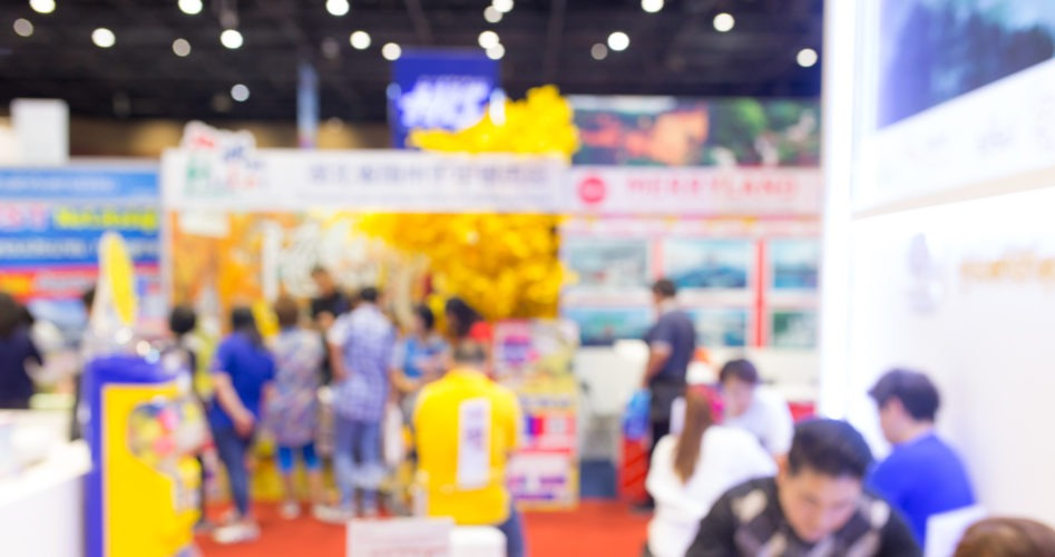 Trading Up: 10 Tips for Success in Your Trade Show