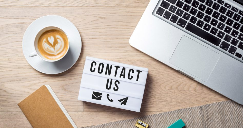 3 Tips for Creating a Contact Us Page for Small