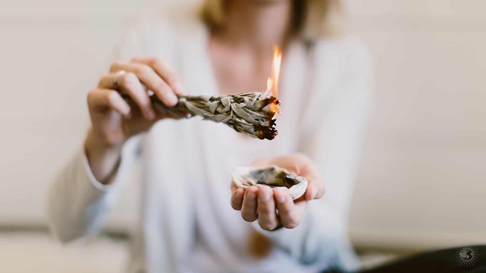 10 Healthy Benefits of Burning Sage in Your Home »