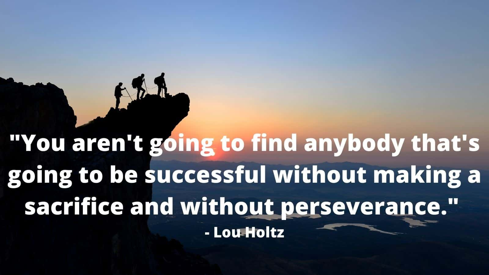 15 Quotes About Perseverance to Motivate Success
