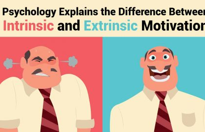 Psychology Explains the Difference Between Intrinsic and Extrinsic Motivation